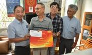 Mai Vàng nhân ái thăm nhà nghiên cứu Hoàng Văn Túc và NSƯT Phi Yến