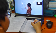 Bộ GD-ĐT cho phép dạy học trực tuyến thay thế dạy học trực tiếp