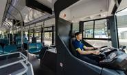 Cận cảnh nội thất chiếc xe buýt điện thông minh đầu tiên tại Việt Nam