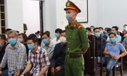 Toàn cảnh phiên tòa xét xử đường dây sản xuất xăng giả của đại gia Trịnh Sướng