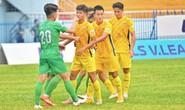 CLB Quảng Nam gây thất vọng tại Giải Hạng nhất 2021