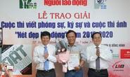 Báo Người Lao Ðộng tổ chức cuộc thi Thơ và Tạp bút