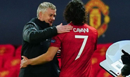 Man United đón tin vui: Cavani ở lại sân Old Trafford