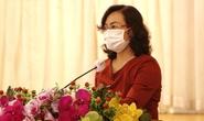 Phó Chủ tịch UBND TP HCM Phan Thị Thắng tiếp xúc cử tri quận Bình Thạnh