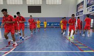 Việt Nam chuẩn bị cho mục tiêu dự Futsal World Cup 2021