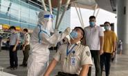 Xét nghiệm Covid-19 cho 2.000 cán bộ, nhân viên Sân bay Đà Nẵng