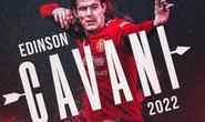 Cavani gia hạn 1 năm, Man United tự tin đá chung kết Europa League