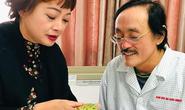 Sức khoẻ nghệ sĩ Giang Còi cải thiện sau khi nhập viện vì ung thư