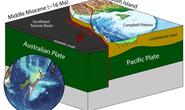 Trái Đất có lục địa thứ 8, đang nuốt đại dương
