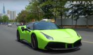Vụ nam thanh niên lái siêu xe Ferrari bị tạm giữ: Xe thường xuyên...rớt biển số