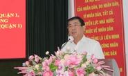 Chủ tịch Nguyễn Thành Phong muốn xây dựng những tập đoàn kinh tế mạnh tại TP HCM