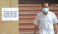 Giám đốc Hacinco mắc Covid-19 trốn khai báo y tế bị đình chỉ chức vụ