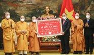 Chủ tịch nước Nguyễn Xuân Phúc tiếp đoàn Giáo hội Phật giáo Việt Nam