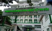 Bệnh viện Thu Cúc từ chối tiếp nhận bệnh nhân có yếu tố dịch tễ là sai hay đúng?