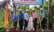 CEP xây dựng cầu dân sinh đầu tiên ở Vĩnh Long