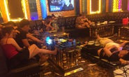 """Bắt quả tang quán karaoke có """"tay vịn"""" hoạt động trái phép giữa mùa dịch"""