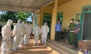 Thêm 4 ca dương tính SARS-CoV-2 liên quan nữ kế toán ở Điện Biên