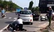 Tìm 1 người dân để khen thưởng trong vụ đại uý công an đứng nhìn tài xế taxi bắt cướp