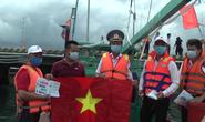 Thêm 1.000 lá cờ Tổ quốc đến với ngư dân Phú Quốc