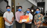 Chương trình Mai Vàng nhân ái thăm Nghệ nhân quan họ Trung Kiên