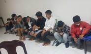 CSGT Đồng Nai mật phục, bắt nóng nhóm quái xế