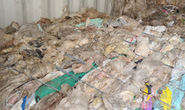 Tốn hàng chục tỉ đồng hủy phế liệu tồn đọng
