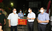 Phát hiện hàng chục người Trung Quốc nhập cảnh trái phép sống trong chung cư ở Hà Nội