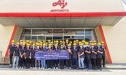 Trường ĐH Bách Khoa TP HCM cho sinh viên tiếp cận thực tế từ nhà máy
