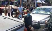 Tóm gọn 4 kẻ móc túi du khách tại chợ Đà Lạt