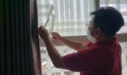 Truy xét kẻ lạ mặt dùng súng bắn vào căn hộ chung cư ở TP Thủ Đức