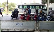 Người đi xe máy muốn qua tỉnh Thừa Thiên – Huế sẽ được trung chuyển miễn phí