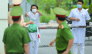 Bộ Y tế kéo dài thời gian cách ly với Bệnh viện Bệnh Nhiệt đới Trung ương