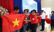 Kỷ niệm 2 năm chương trình Một triệu lá cờ Tổ quốc cùng ngư dân bám biển: Lan tỏa tình yêu biển, đảo Tổ quốc