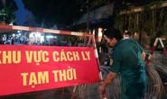 TP HCM phong tỏa 1 con hẻm tại quận Gò Vấp vì liên quan ca nghi mắc Covid-19