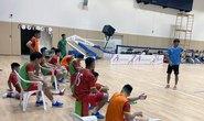 Tuyển futsal Việt Nam tự tin trước Lebanon