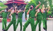 Học viên Học viện cảnh sát gây sốt với vũ điệu Tôi đi bầu cử