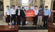 Quảng Nam hỗ trợ vật tư y tế cho tỉnh Sê Kông của Lào chống dịch