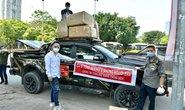 Ca sĩ Tùng Dương trao 460 triệu đồng ủng hộ Bắc Ninh, Bắc Giang