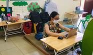 VÌ TUYẾN ĐẦU CHỐNG DỊCH: Dạy học trong khu cách ly