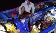 CLIP: Biên phòng An Giang ngăn 6 người từ Campuchia định vượt qua biên giới