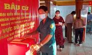 Miền Trung: Bầu cử đặc biệt trong khu cách ly tập trung phòng chống dịch Covid-19