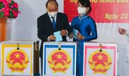 Phóng sự ảnh: Lãnh đạo Đảng, Nhà nước đi bầu cử