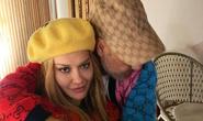 Nữ ca sĩ Rita Ora hạnh phúc bên người tình