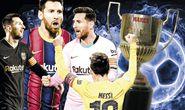 Giảm 50% lương ở Barcelona, Messi vẫn giàu nhất thế giới bóng đá