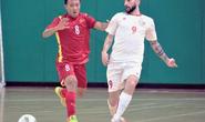 Tuyển Việt Nam cần gì để vào VCK FIFA Futsal World Cup 2021?