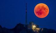 Hôm nay, Việt Nam đón siêu trăng máu ảo ảnh cuối cùng trong năm