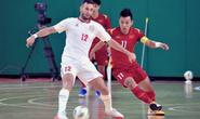 Hoãn Giải Futsal châu Á 2022 vì lo ngại dịch Covid-19