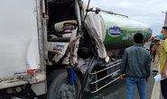 Tai nạn liên hoàn trên cầu Cần Thơ, 1 tài xế tử vong