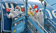 Hàng không vận chuyển miễn phí người phòng chống dịch cho Bắc Ninh, Bắc Giang