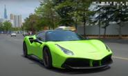 Khởi tố tài xế siêu xe Ferrari chống người thi hành công vụ ở quận 8